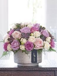 luxury flowers and echeveria arrangement