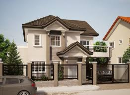 Two Story Small House Plans 7 Best Small House Designs Images On Pinterest Modern House