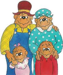 berenstien bears image family jpg berenstain bears wiki fandom powered by