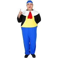 Tweedle Dee And Tweedle Dum Costumes Tweedle Dum Halloween Costume Size Standard 44 Alice In