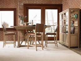 kitchen furniture sets rectangle rustic small high top kitchen table sets and chairs with