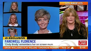 brady bunch actress susan olsen is fired from la radio show after
