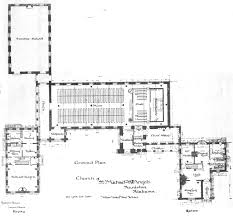 william halsey wood anglo catholic architect let me hear from the group which occupies an entire city block consists of the church itself the rectory a parish hall and school and i think space intended by noble to