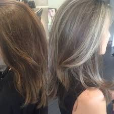 how to blend in gray hair with brown hair 1000 ideas about gray hair transition on pinterest going gray