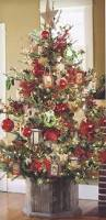 how to decorate a christmas tree designer u0027s step by step