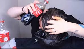 coca cola hair rinse coca cola hair rinse yay or nay