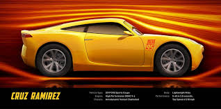 cars characters yellow why cars 3 makes new strides with female characters i like it frantic