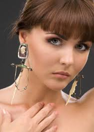 earrings for big earlobes earlobe reduction surgery for stretched earring piercings ahb