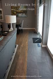 Dining Room Tile by Best 25 Transition Flooring Ideas On Pinterest Dark Tile Floors