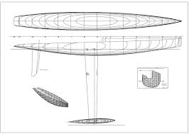 Radio Controlled Model Boat Plans Plans Frank Russell Design