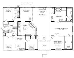 home floor plans with photos modular house plans sea gull 1 two modular home floor plan