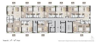 Mall Of The Emirates Floor Plan Noble Be19 The Latest Condo In The Heart Of Asoke By Noble