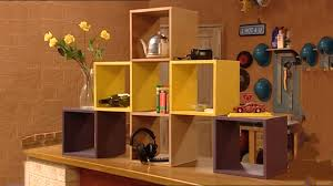 Cheap Cube Bookcase Home Office Shelving In A Cupboard Ideas Designing An Space At