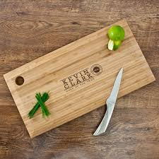 personalised cutting board personalised bamboo chopping board buy from prezzybox