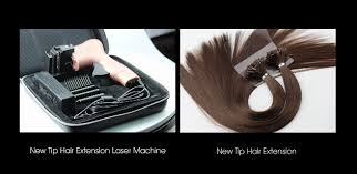 laser hair extensions convenient new tip hair extension and laser machine goodyardhair
