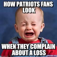 Patriots Fans Memes - how patriots fans look baby meme on memegen