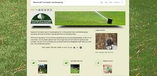 seasonal concepts lawn and landscaping co
