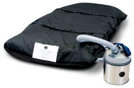 hospital bed mattress transfer dynamic air with air pump