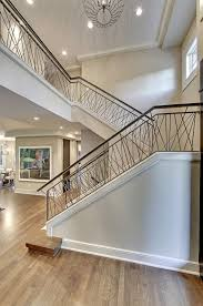 Interior Design Stairs by Captivating Design For Modern Home With Stair Railing Ideas