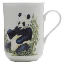 Animal Mug Maxwell U0026 Williams Cashmere Animals Of The World 300ml Panda Mug