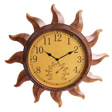 themed clocks wall clocks tropical themed wall clocks rustic canopy bed with