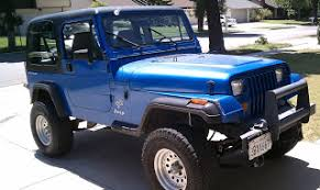 baby blue jeep wrangler how to install viper alarm on a jeep wrangler yj