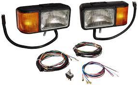 amazon com truck lite 80888 economy snow plow atl light kit