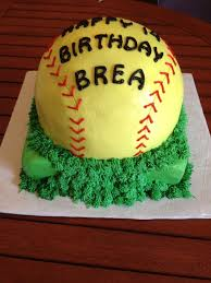 44 best birthday cake ideas images on pinterest softball stuff