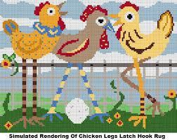 Chicken Rug Rug Pattern Custom Latch Hook Rug Patterns Rug And Carpet Tile