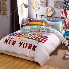 york chambre chambre à coucher housse de couette york linge de lit cool