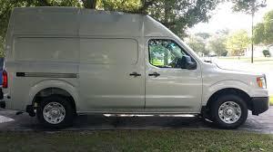 nissan cargo minivan 2014 silver nissan nv2500 v6 sv hr high roof cargo van only 20