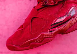 day jordans 8 valentines day suede release info sneakernews