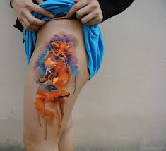 pluses and minuses to doing a tattoo on the leg u0026 more than 65 leg