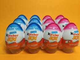 easter eggs surprises kinder chocolate choose 10 x boys or gift