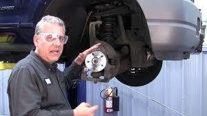 proper hub axle nut torque youtube
