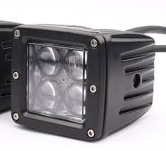 3 inch fog light kit phantom sun 3 inch cube kit lifetime led lights barrette fabrication