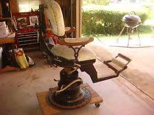 Vintage Dentist Chair Antique Dental Ebay