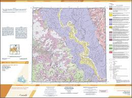 Canadian River Map Geoscan Search Results Fastlink