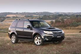 subaru forester vs toyota rav4 vs nissan x trail photos 1 of 52