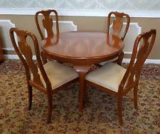 Drexel Heritage Dining Set EBay - Drexel heritage dining room