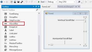visual basic tutorial in hindi pdf vb net scrollbar control