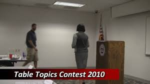 toastmasters table topics contest questions toastmasters table topics contest original impromptu speaking