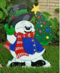 Christmas Yard Decoration Templates by 36 Best Christmas Outdoors Wood Things Images On Pinterest