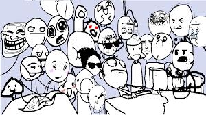 Computer Reaction Meme - computer reaction face walldevil