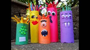 halloween kid craft ideas easy diy halloween construction paper crafts project ideas youtube