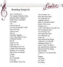 wedding songs wedding ceremony songs wedding song list wedding