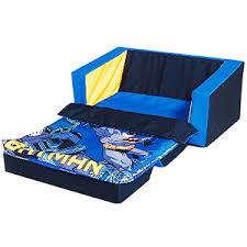 batman flip sofa bed with sleeping bag rollaway beds shipped