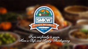 happy thanksgiving 2017 from smoky mountain knife works