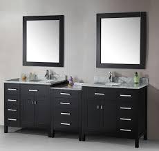 sumptuous dual sink bathroom vanity double vanities design grezu