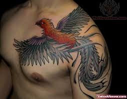 japanese phoenix tattoo design tattoo viewer com
